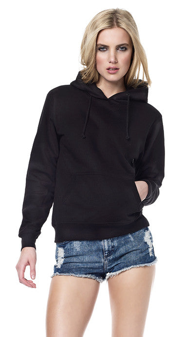 EARTHPOSITIVE® WOMENS HOODED PULLOVER