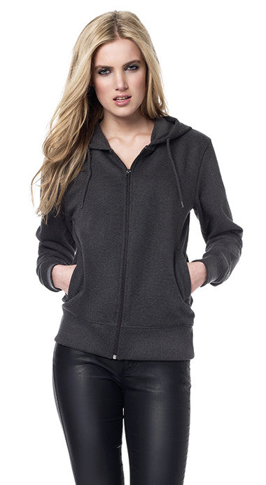 WOMENS EP® FASHION ZIP UP