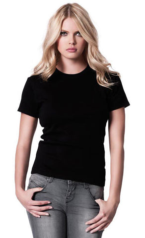 LADIES CLASSIC FITTED T-SHIRT