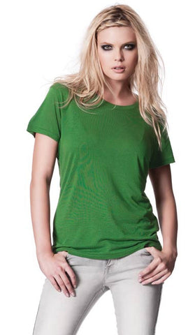 LADIES BAMBOO JERSEY T-SHIRT