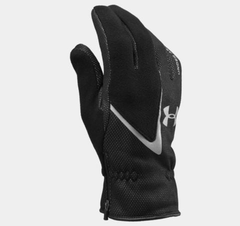 Men's UA ColdGear® Infrared Storm Extreme Run Gloves