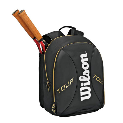 Tour Backpack Schwarz