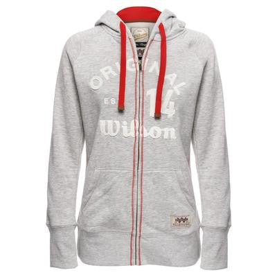 W Full Zip Sweatshirt Gcreyhea