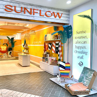 SUNFLOW Wall of Chairs