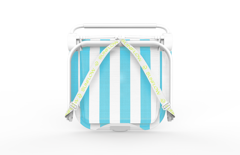 Sky Blue Stripe