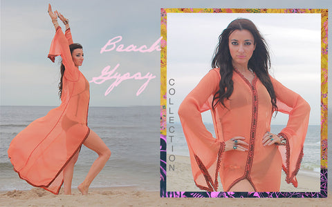 Beach Gypsy Bohemian clothing collection
