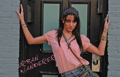 Urban Wanderer Boho city clothing collection