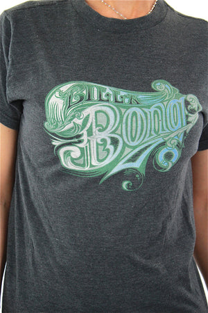 Beach shirt Billabong Graphic wave surf tee - shabbybabe  - 1