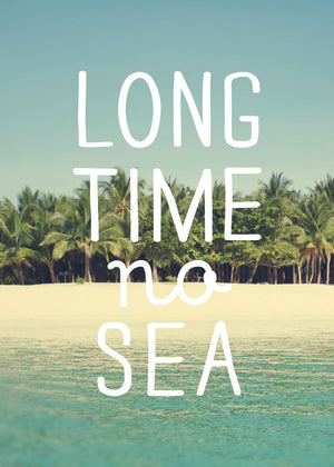Long Time No Sea - Island fra Pleasant