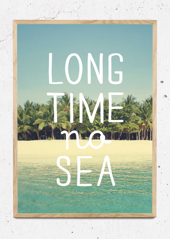 Long Time No Sea - Island