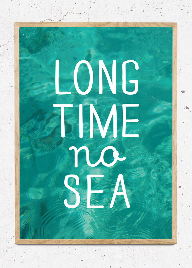 Long Time No Sea - Water fra Pleasant