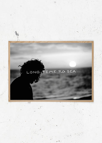 Long Time No Sea - Sunset