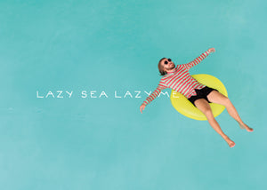 Lazy Sea Lazy Me fra Pleasant
