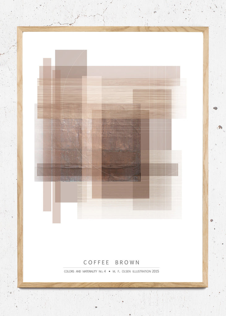 Coffee Brown fra Matilde Olsen