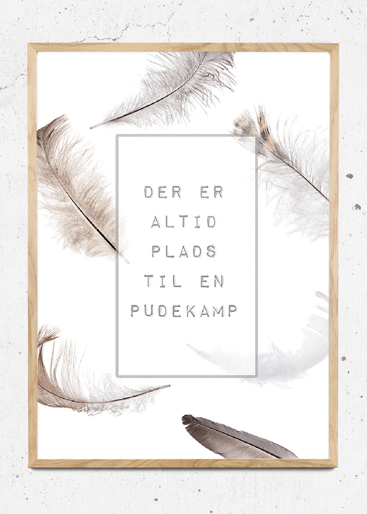 Pudekamp fra Hang It Up