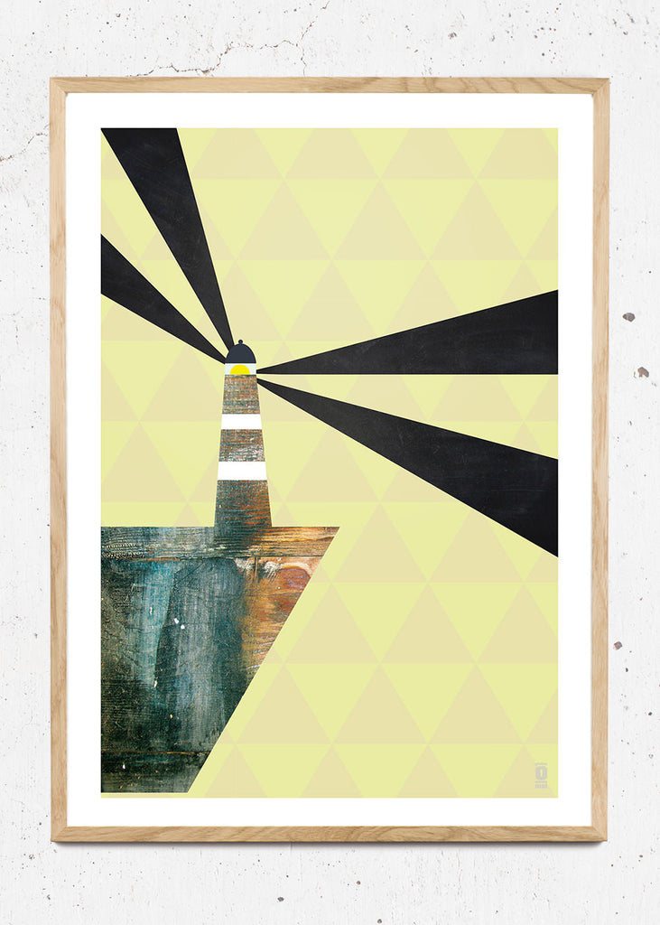 Light House fra PlakatOmat
