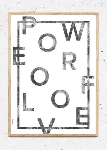 Power of Love - White
