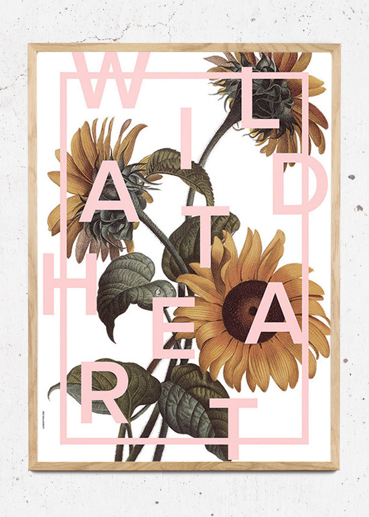 Wild at Heart - Candy Pink fra I Love My Type