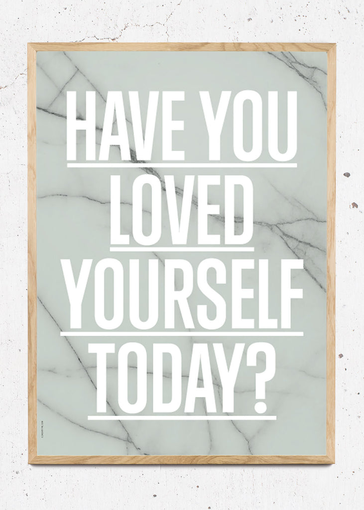 Loved Yourself? - Green fra I Love My Type