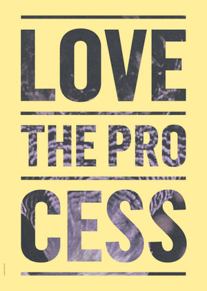 Process - Yellow fra I Love My Type