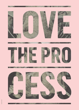 Process - Light Pink fra I Love My Type
