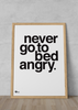 Thumbnail af Never Go To Bed Angry - S/H fra By Krohn