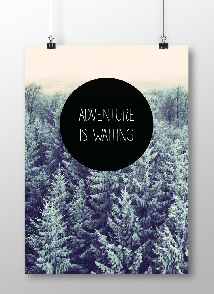 Adventure is waiting fra Away From The City