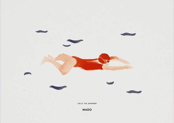 Sally the Swimmer fra MADO