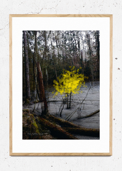 Whispers in the woods fra Yellow Ink