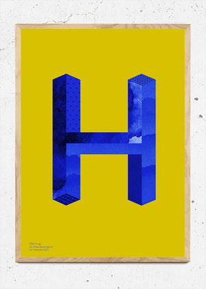 H for Hamide: Mix It Up 1 fra Hamide Design Studio