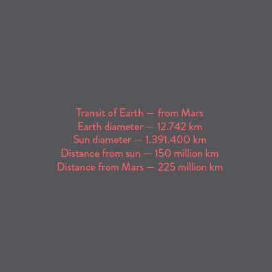 Earth Transit – Red fra Hasse Betak