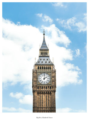 Big Ben fra Beautiful World
