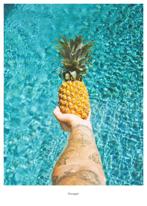 Pineapple fra Beautiful World
