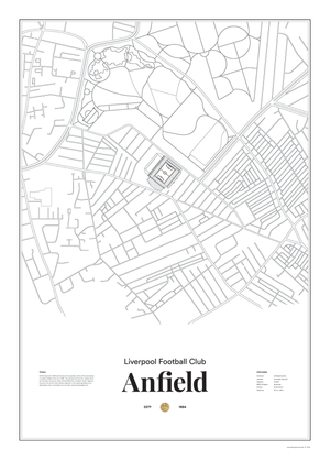 Anfield – Liverpool Football Club, White fra Home Ground