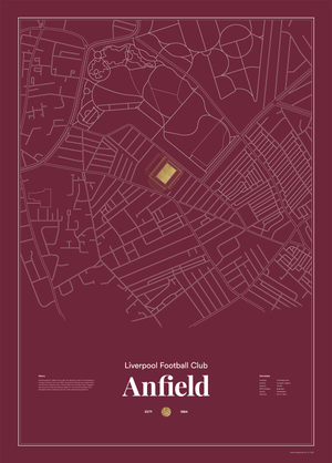 Anfield – Liverpool Football Club, Red fra Home Ground