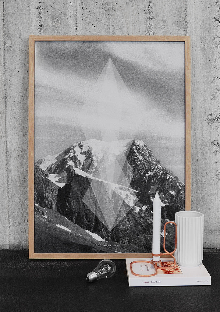 Geo Mountain fra Design by Jelle