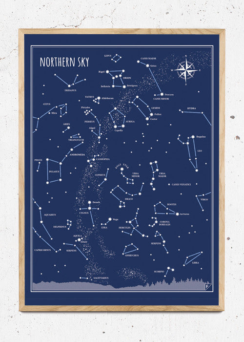 Northern Sky fra FOLLYGRAPH