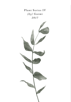 Plant Series vol 2 – Eucalyptus Plant. fra By Garmi