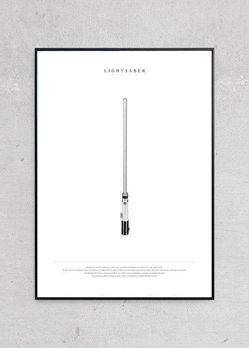 The Lightsaber fra Untitled
