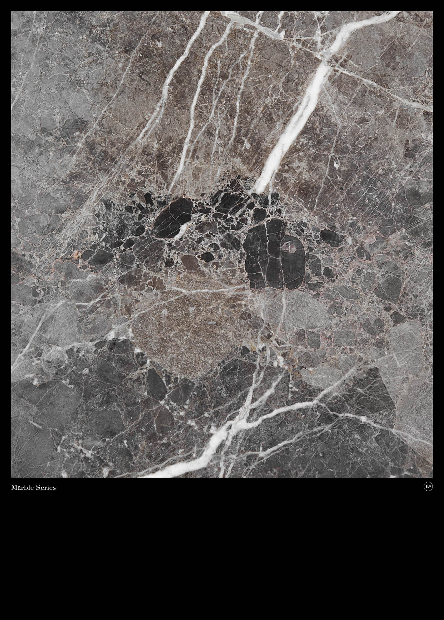 Marble Series #Brown fra Beautiful World