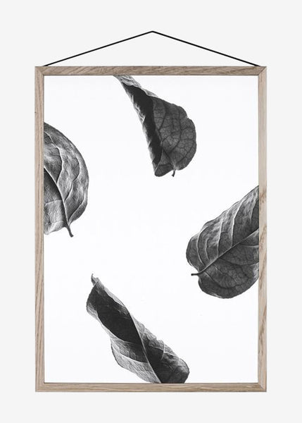 Floating Leaves 02, A4 fra Paper Collective