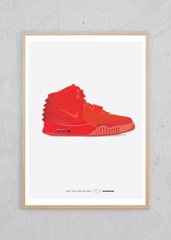 Nike / Red October