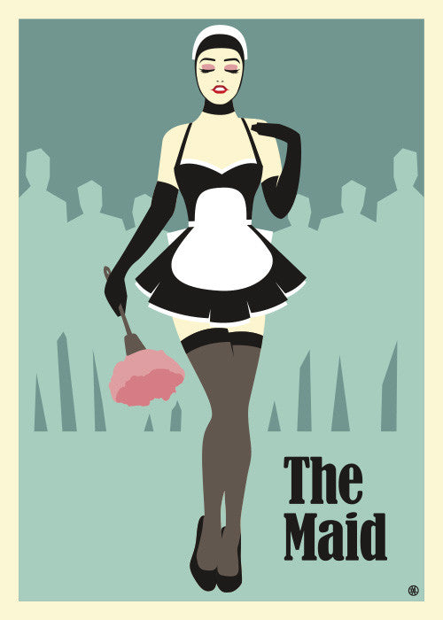 The Maid fra 3xL