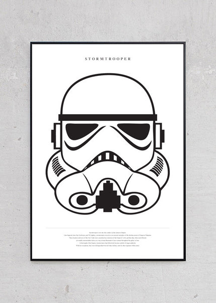 The Imperial Stormtrooper fra Untitled