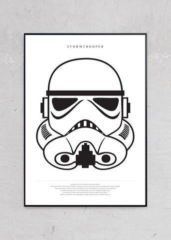 The Imperial Stormtrooper
