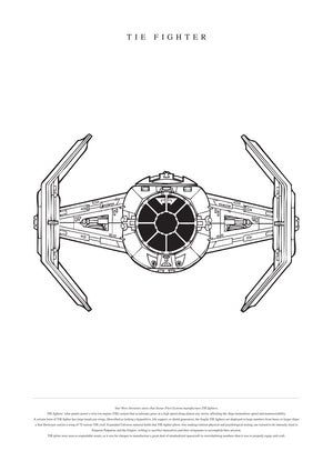 TIE Fighter fra Untitled