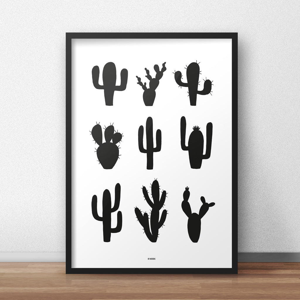 Cactus Family fra Moodic