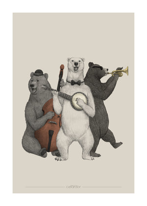 Bearly Music fra Cellardor