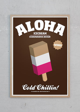 Life Is Good: Aloha Icecream