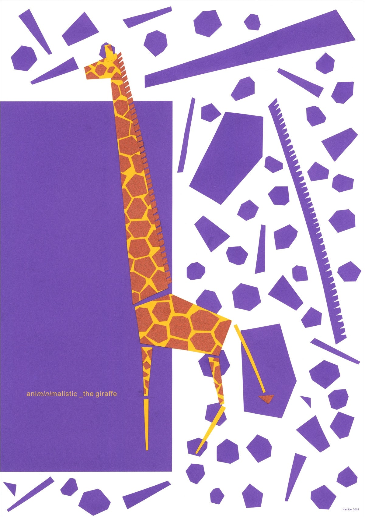 The Giraffe fra Hamide Design Studio